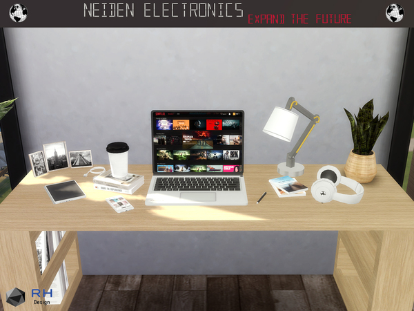 NEIDEN Electronics by RightHearted at TSR image 1617 Sims 4 Updates