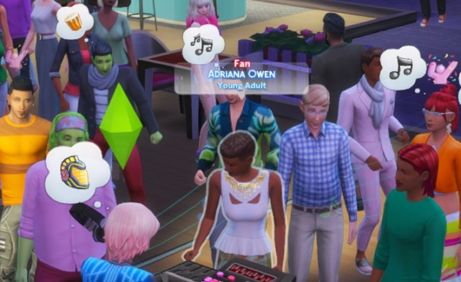 DJ Headliner Mod at KAWAIISTACIE image 1632 670x410 Sims 4 Updates