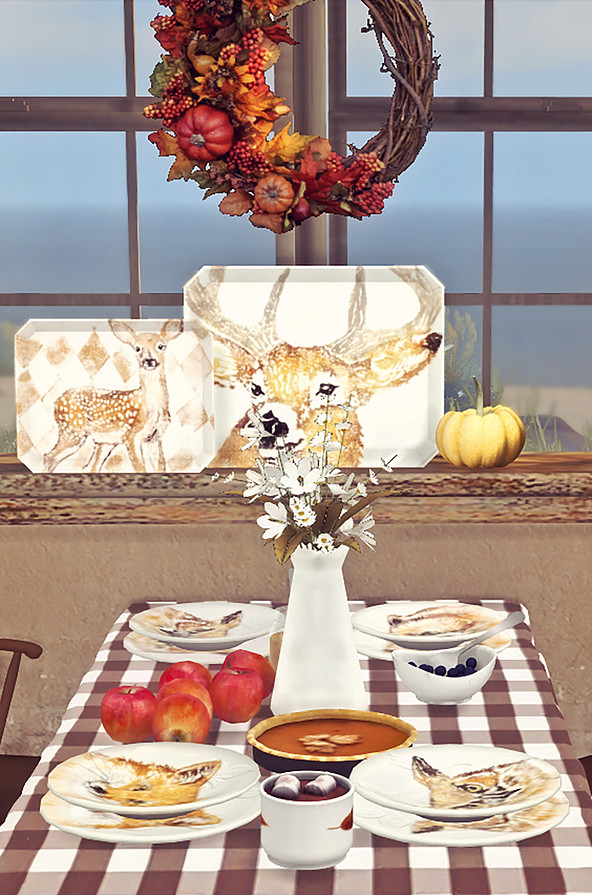 Autumn Vibe Collection by Sooky at Blooming Rosy image 1692 Sims 4 Updates