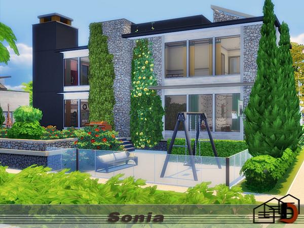 Sonia home by Danuta720 at TSR image 1917 Sims 4 Updates