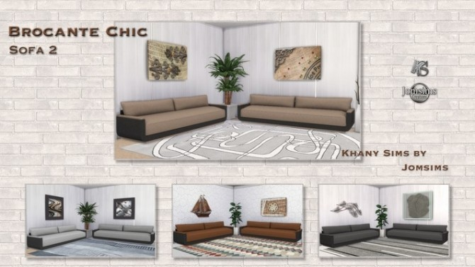 Sofa 2 by Jomsims at Khany Sims image 1941 670x377 Sims 4 Updates