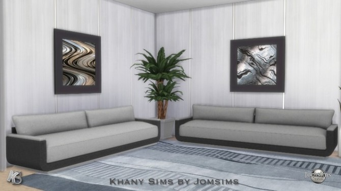 Sofa 2 by Jomsims at Khany Sims image 1951 670x377 Sims 4 Updates