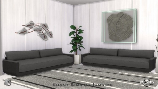 Sofa 2 by Jomsims at Khany Sims image 1961 670x377 Sims 4 Updates