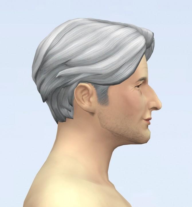 Sims 4 EP03 Wavy Long Hair Edit M at Rusty Nail