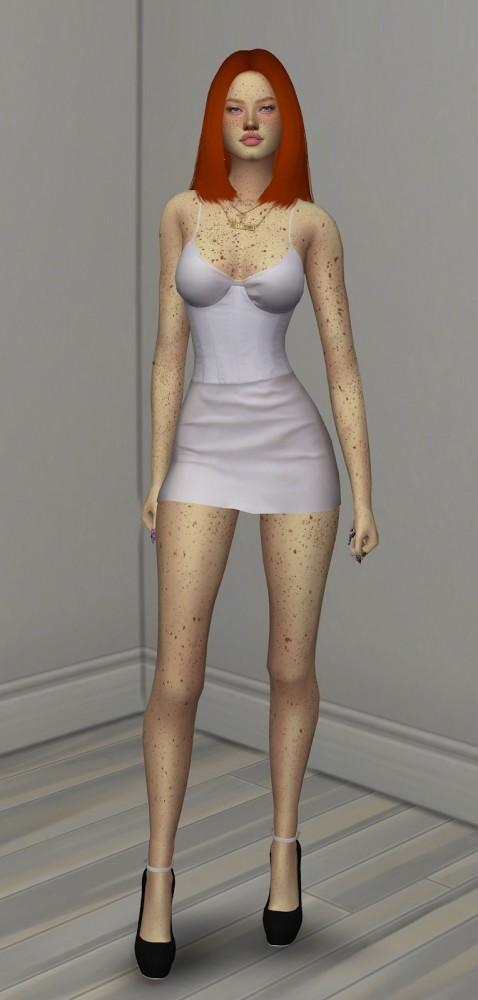 Sims 4 NEW YEAR HEELS V2 by Thiago Mitchell at REDHEADSIMS