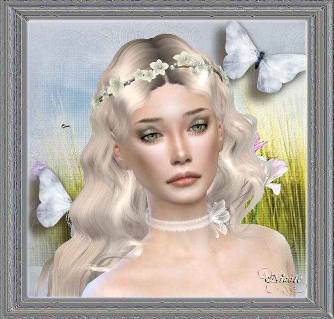 Marie at L'univers de Nicole image 2001 670x641 Sims 4 Updates