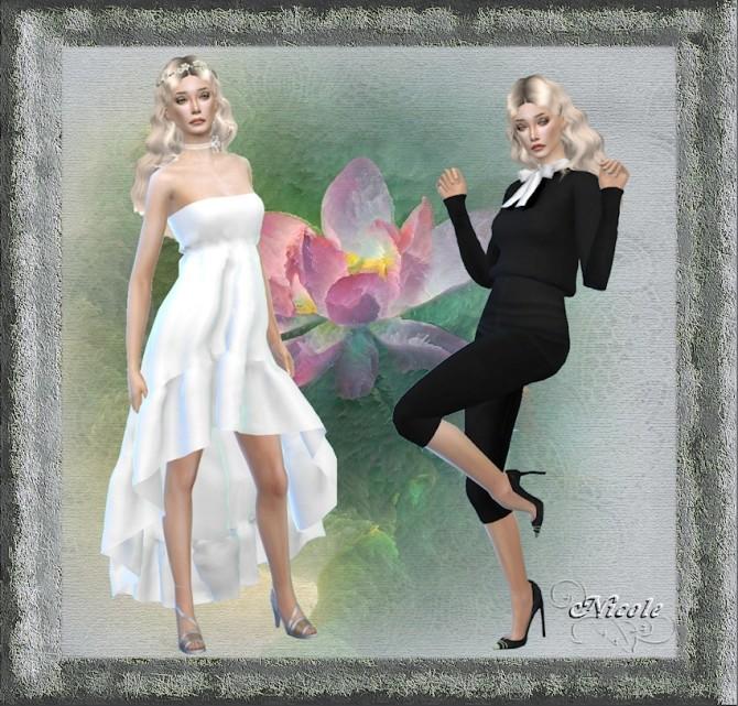 Marie at L'univers de Nicole image 2014 670x641 Sims 4 Updates
