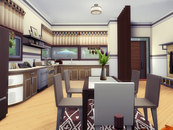 Sonia home by Danuta720 at TSR image 2017 Sims 4 Updates