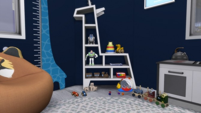 Boys Nursery at MODELSIMS4 image 2032 670x377 Sims 4 Updates