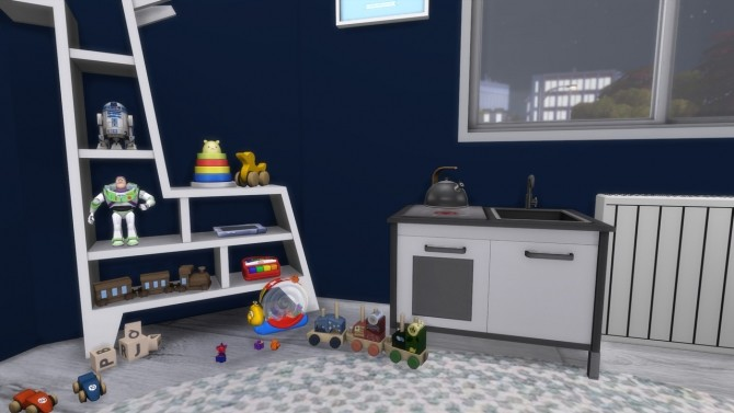 Boys Nursery at MODELSIMS4 image 2042 670x377 Sims 4 Updates