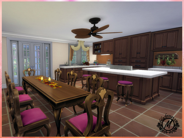 Nikolas home by blackrose538 at TSR image 2105 Sims 4 Updates