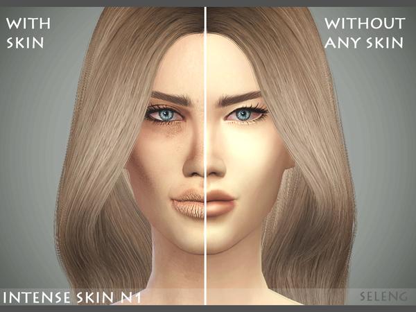 Intense Skin N1 by Seleng at TSR image 2113 Sims 4 Updates