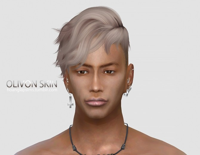 Olivon Skinpack at HoangLap's Sims image 2131 670x520 Sims 4 Updates