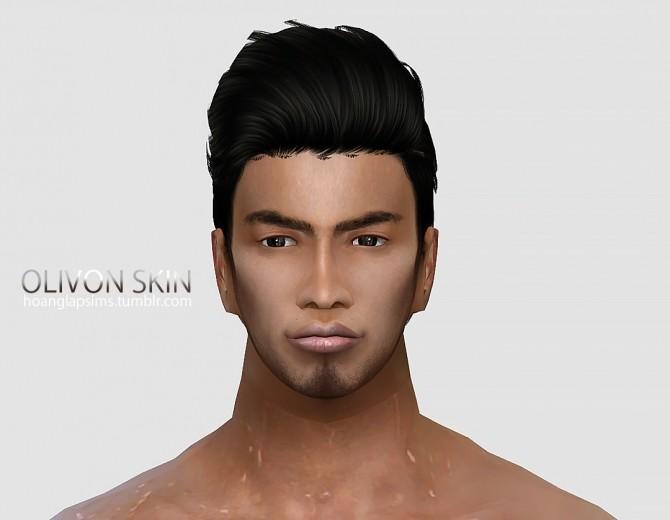 Olivon Skinpack at HoangLap's Sims image 2141 670x520 Sims 4 Updates