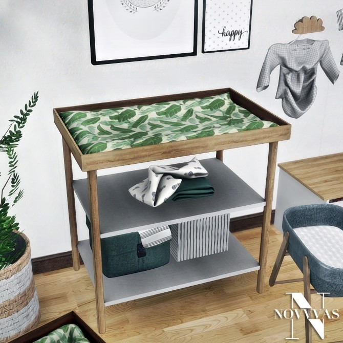 KALEHOUSE SCANDI BABY STUFF #2 at Novvvas image 215 670x670 Sims 4 Updates