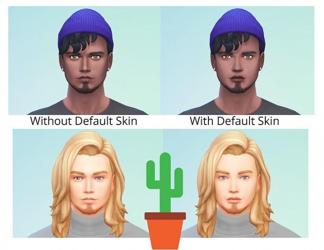 Cactus Default Skin at KAWAIISTACIE image 2191 670x516 Sims 4 Updates