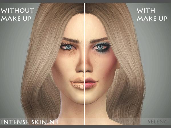 Intense Skin N1 by Seleng at TSR image 2213 Sims 4 Updates