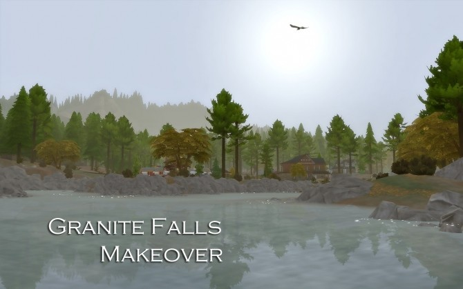 Granite Falls Makeover at Via Sims image 2332 670x419 Sims 4 Updates