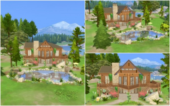 Granite Falls Makeover at Via Sims image 2352 670x419 Sims 4 Updates