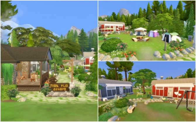 Granite Falls Makeover at Via Sims image 2362 670x419 Sims 4 Updates