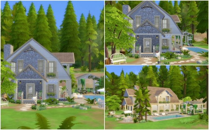 Granite Falls Makeover at Via Sims image 2382 670x419 Sims 4 Updates