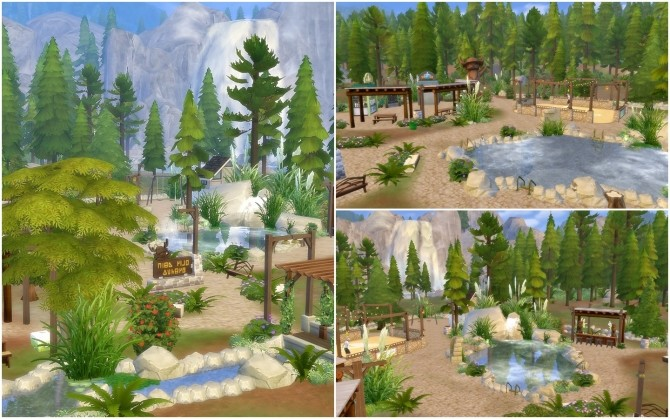 Granite Falls Makeover at Via Sims image 2402 670x419 Sims 4 Updates