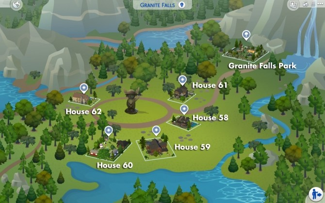 Granite Falls Makeover at Via Sims image 2422 670x419 Sims 4 Updates