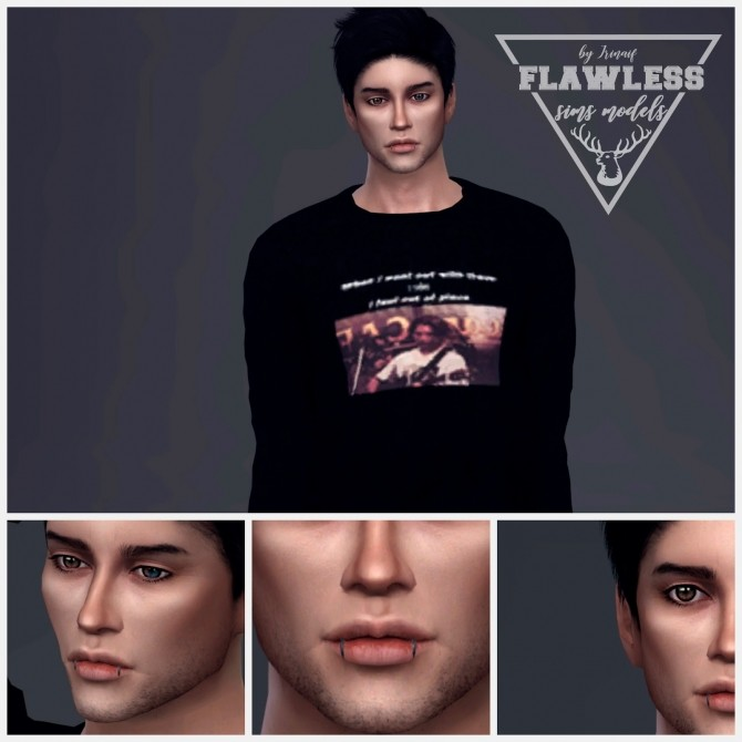 Mello at Amber Sim – Flawless image 2436 670x670 Sims 4 Updates