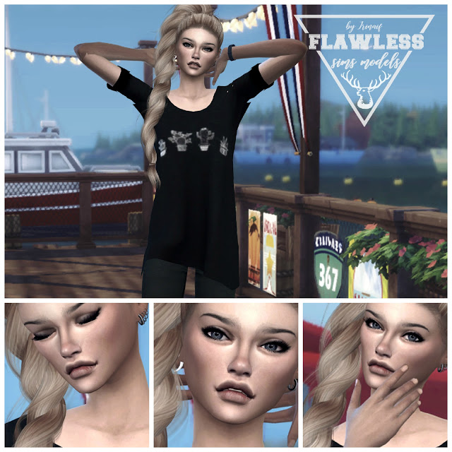 Bellani at Amber Sim – Flawless image 2455 Sims 4 Updates