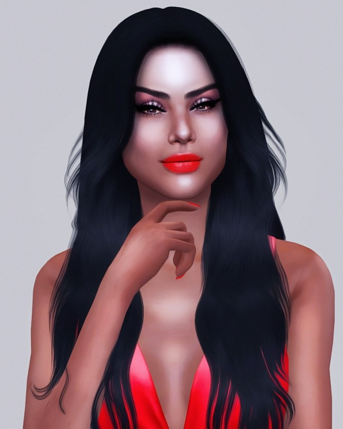 Portrait Poses part 2 at Katverse image 2551 670x838 Sims 4 Updates