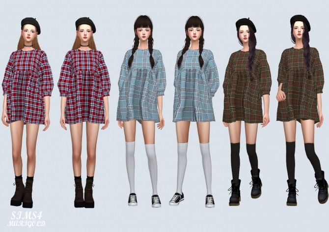 Mini Mini Dress at Marigold image 2562 670x472 Sims 4 Updates