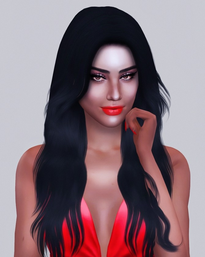 Portrait Poses part 2 at Katverse image 2571 670x838 Sims 4 Updates