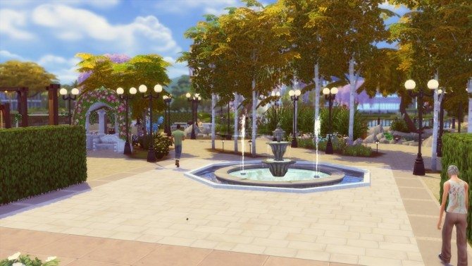 Newcrest Park at Simming With Mary image 2641 670x377 Sims 4 Updates