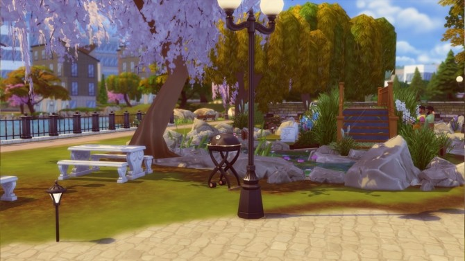Newcrest Park at Simming With Mary image 2661 670x377 Sims 4 Updates