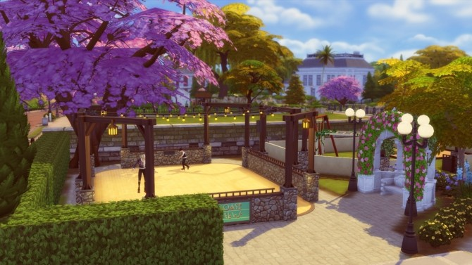 Newcrest Park at Simming With Mary image 2671 670x377 Sims 4 Updates