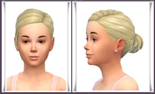 Fancy Small Ponytail Kids at Birksches Sims Blog image 2752 Sims 4 Updates