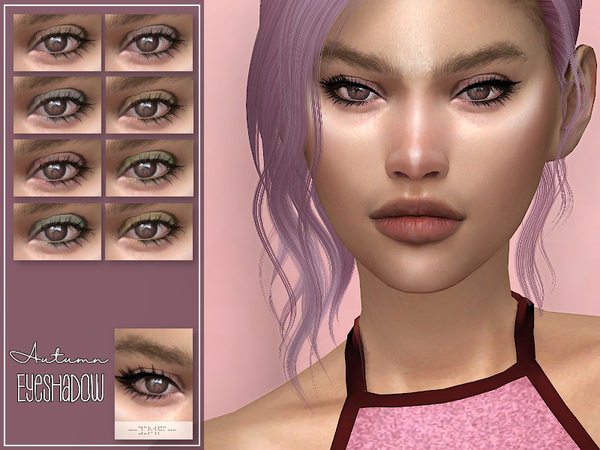 Sims 4 IMF Autumn Eyeshadow N.55 by IzzieMcFire at TSR