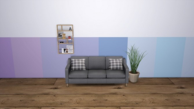 Modern Pastel Walls at MODELSIMS4 image 2871 670x377 Sims 4 Updates