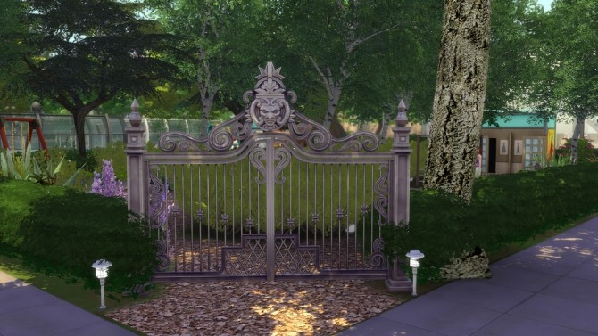 Sunny Court Park at MODELSIMS4 image 2891 670x377 Sims 4 Updates