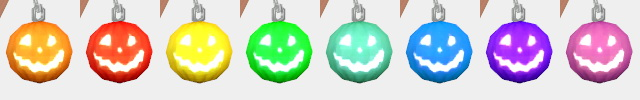Pumpkin necklace & earrings Set at Tukete image 2892 Sims 4 Updates