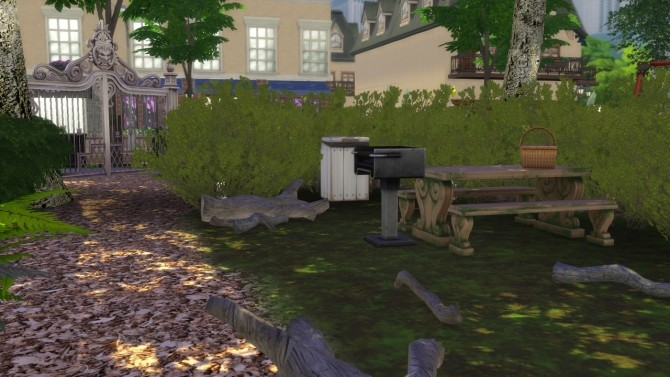 Sunny Court Park at MODELSIMS4 image 2901 670x377 Sims 4 Updates