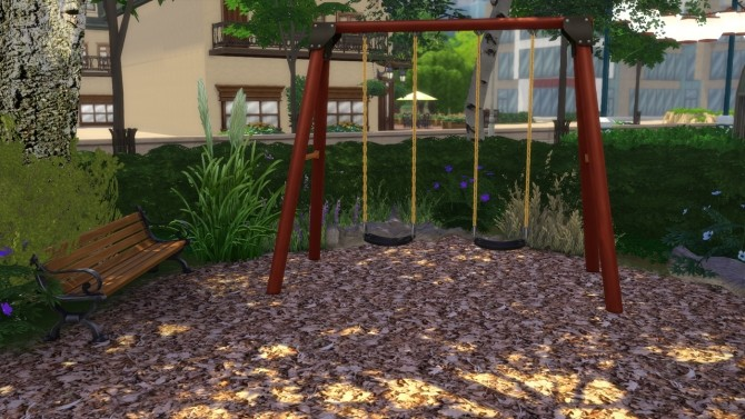 Sunny Court Park at MODELSIMS4 image 2921 670x377 Sims 4 Updates