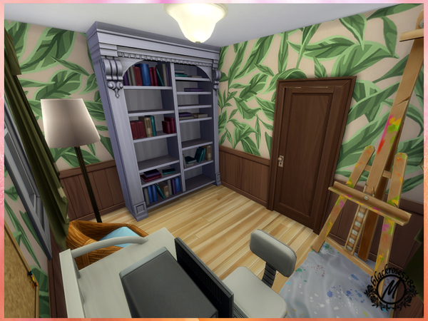 Nikolas home by blackrose538 at TSR image 3102 Sims 4 Updates