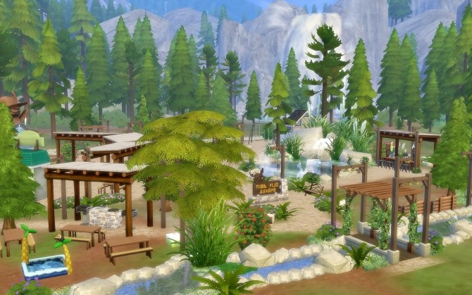 Granite Falls Park at Via Sims image 3321 670x419 Sims 4 Updates