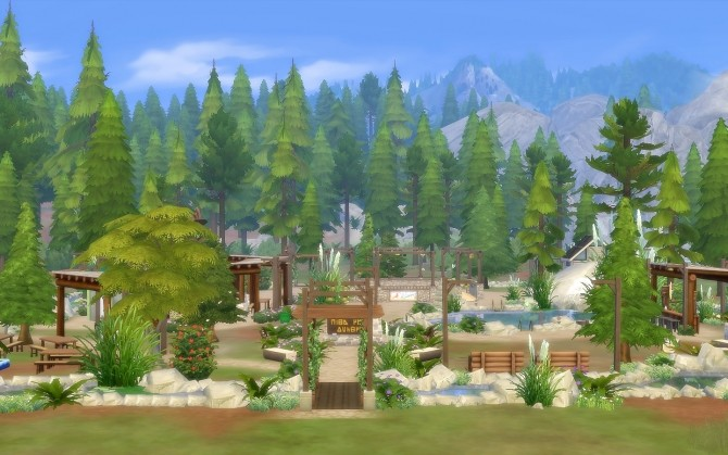 Granite Falls Park at Via Sims image 3331 670x419 Sims 4 Updates