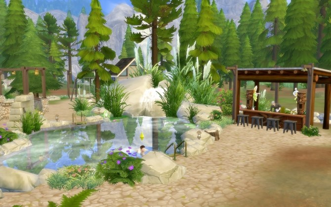 Granite Falls Park at Via Sims image 3351 670x419 Sims 4 Updates