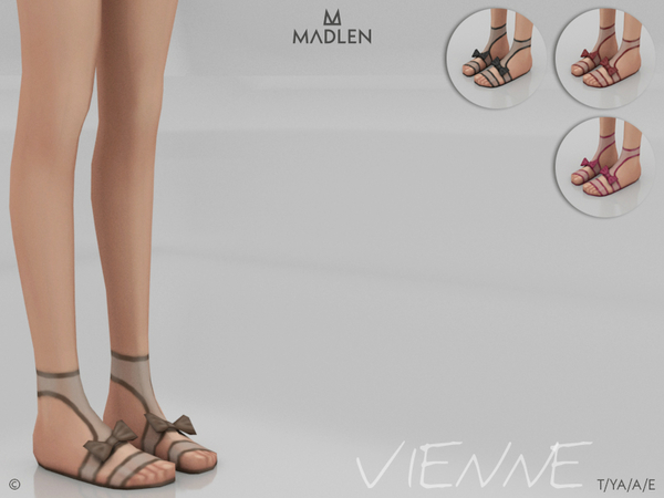 Madlen Vienne Shoes by MJ95 at TSR image 362 Sims 4 Updates