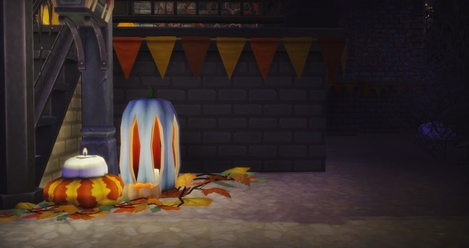 Halloween Pumpkins at Pyszny Design image 3751 670x355 Sims 4 Updates