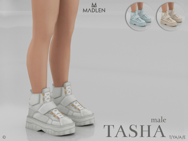 Madlen Tasha Shoes Male by MJ95 at TSR image 3819 Sims 4 Updates