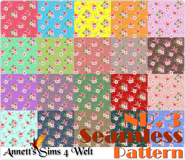 Seamless Patterns at Annett's Sims 4 Welt image 3851 Sims 4 Updates